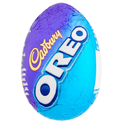 Full Box of 48 CadBury Oreo Egg 31g Free Tracked Delivery Ideal for Easter