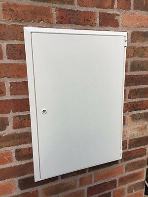Large Meter Box Cover or Overbox - Repair Solution For Electric Meters