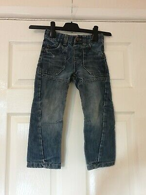 Boys Blue Jeans Age 3-4 Years Primark