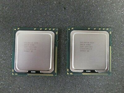 LF80565JH0368M L7345 1.86GHZ XEON QUAD CORE MATCHED PAIR OF TWO SLA6B