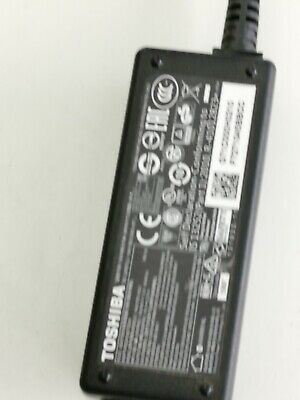 Toshiba 45W 19V 2.37A PA5177E-1AC3 ADAPTER CHARGER 5.5mm*2.5mm