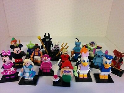 LEGO Disney Minifigures Series, Select Your Character. 71012