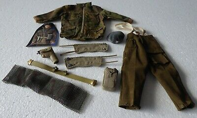 DRAGON MODELS 1:6TH SCALE WW2 GERMAN GRENADE SETS WITH E-TOOL /& CASE DRA 71160