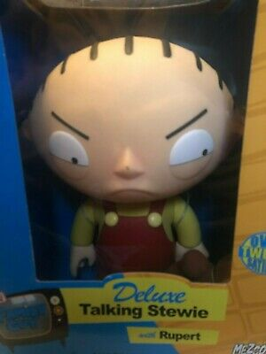 Stewie with Rupert Family Guy, Deluxe