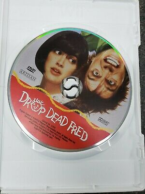 Drop Dead Fred (DVD, 2003) DISC ONLY, OOP tested