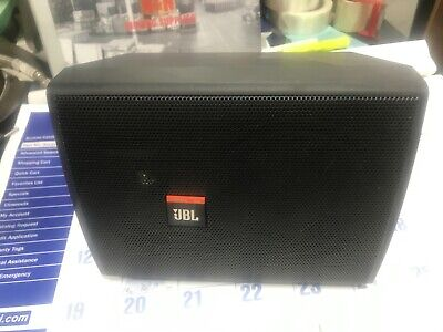 Jbl Speakers For Bar Or Restaurant Nice!