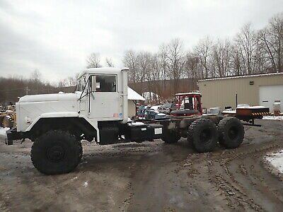 1984 AM General M927 6x6 Truck RUNS EXC! Cummins AUTO American M-927