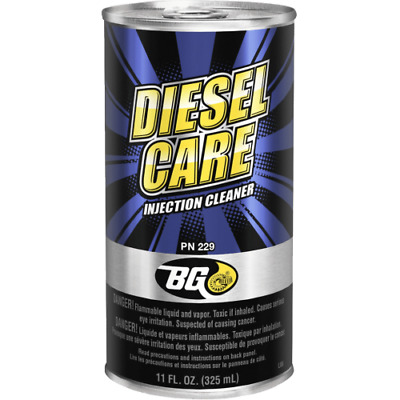 BG #229 Diesel care BG229 - Highly effective cleaner the injection system 325ml