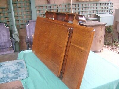 """""""Singer"""" Sewing Machine Wooden Table Top,Excellent Condition 1929"""