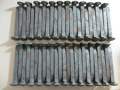 NEW Railroad Spikes YOUR CUSTOM ORDER -Fill Your Box With As Much As You Need-b1