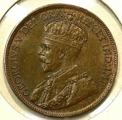 1919 Canada Large Cent  #9908