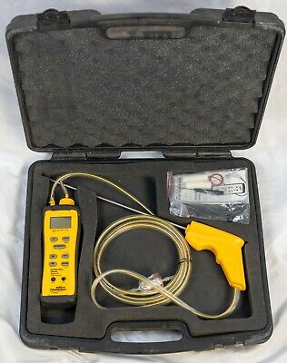 Fieldpiece SOX3 Combustion Check With AutoPump