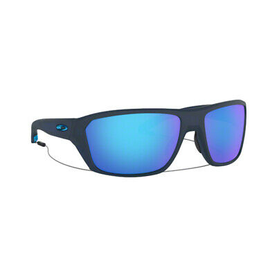 Split Shot Matte Translucent Blueprizm Sapphire Polarized