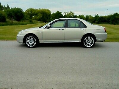 2005/05 MG/Rover 75 CONTEMPORARY CDTi-SALOON-3 owners fsh 84,000 miles MOT 05/21