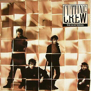 Cutting Crew – The Scattering CD Cherry Pop 2010 USED