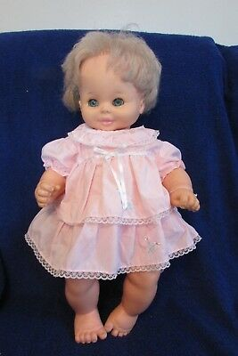Vintage Canadian Reliable Toy Company Baby Doll