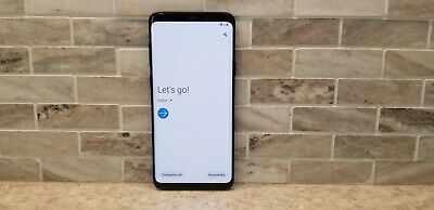 Samsung Galaxy S9+ Plus 64GB G965U Unlocked Black Blue Purple