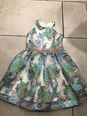 River Island Girls Party/Prom Dress Age 6 Years New