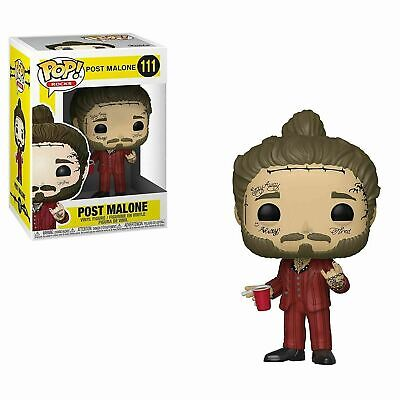 Post Malone Pop! Vinyl Figure (Pre order) #111 Estimated May Shipping