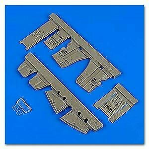 Quickboost 1//48 F-4B//N Phantom II Train D/'atterrissage Covers for Academy # 48616