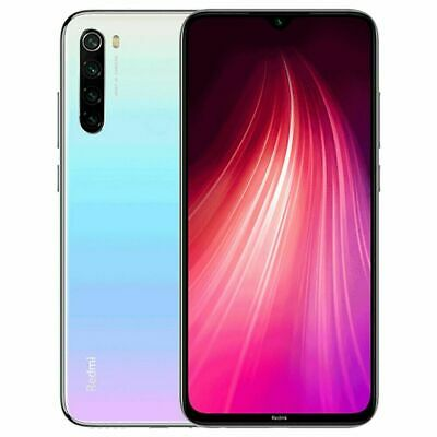 Xiaomi Redmi Note 8 [64GB/4GB 48MP Dual SIM] Unlocked Smartphone[GLOBAL VERSION]