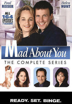 Mad About You: The Complete Series (DVD, 2016, 14-Disc Set) - NEW!!