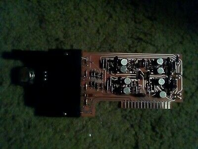HP 3440A parts from Nixie Display Meter - (1) Nixie Tube Display Driver PC Board