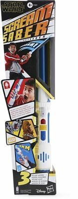 NEW Star Wars Scream Saber from Mr Toys