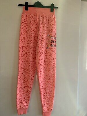 Girls Kylie Jogging Bottoms Age 11-12 Years