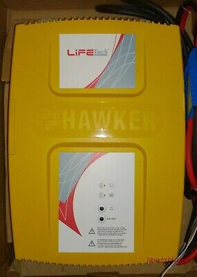 Hawker 48V/140A Lifetech High Frequency Motive Power Charger 3LT48/140 | New