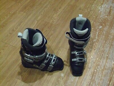Details about Salomon Performa CF 7.0 Custom Fit 27.0 UK Size 8 Ski Boots & Carry bag