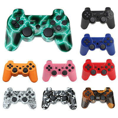 Wireless Bluetooth Gamepad Remote Controller Joystick For Ps3 Playstation 3 New