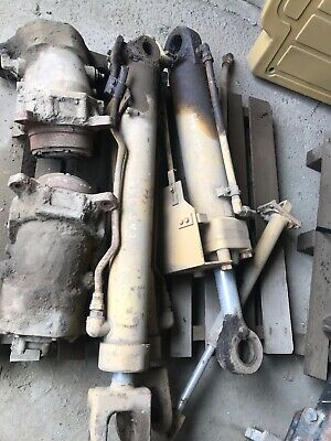 Caterpillar 943 Spare Parts Cylinders Track Motors For Cat Loader Digger
