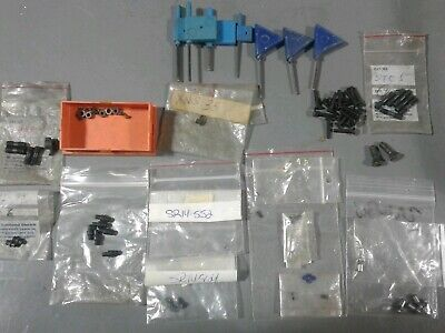 Lot of Misc Spare Parts/Screws for Cutting Tool Inserts.