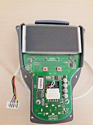 Instanta Dispay Lcd - XEF501 for Instanta boilers CPF CTSP