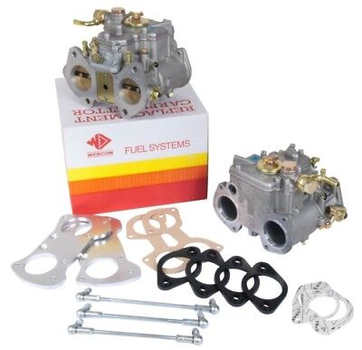 Weber 40 Dcoe Twin Carburettor Conversion Kit Classic Mercedes 190Sl