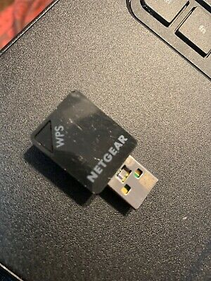 Mini NETGEAR AC600 A6100 Wireless AC 433M USB Network adapter Dual Band 2.4//5Ghz