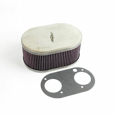 Weber Dcoe & Dellorto Dhla Carburettor Air Filter/Cleaner (83Mm)
