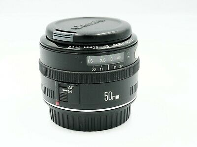Canon EF 50mm 1.8 Metal