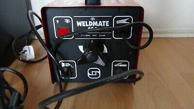 Weldmate Fan cooled Arc welder