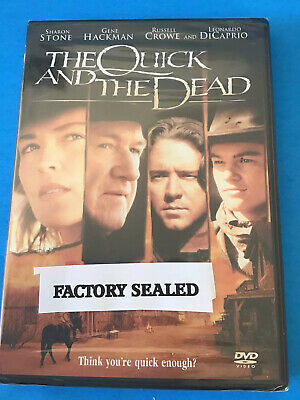 The Quick And The Dead DVD FACTORY SEALED