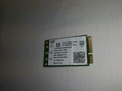 Intel 5300 IBM MINI PCI EXPRESS SCHEDA WLAN WIFI CARD 533an/_mmw 43y6495