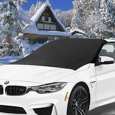 USA DEALS NOW Windshield Cover Magnetic Edges Waterproof Protector All Weather