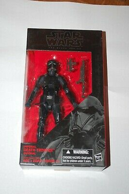 "Imperial Death Trooper-Star Wars Black Series 6""-NIB-#25-Rogue One"