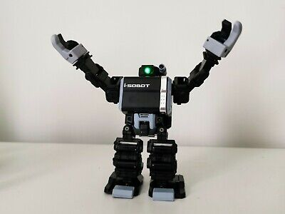 TOMY I-SOBOT Remote Control Programmable Humanoid Robot