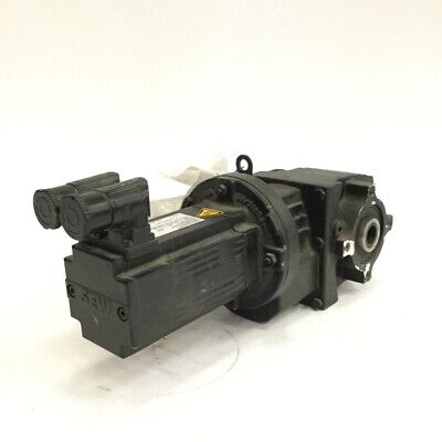 Sew WH37/T CMP50S/KY/RH1M/SM1 3~ Servo Motor 3000 rpm 0,96A i:37,88 400V New NMP