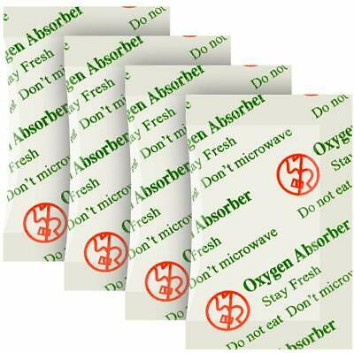 300CC(30-Pack)FDA approved Anti Oil Oxygen Absorbers Packets for Food Storage