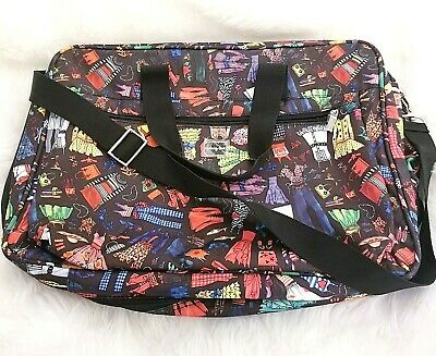 Sydney Love Luggage Travel Bag Lap Top Weekender Overnight Bag Clothing Theme