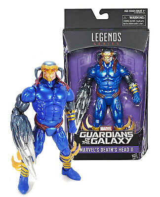 6-inch Marvel Guardians of the Galaxy Legends Series Marvel's Death's Head II