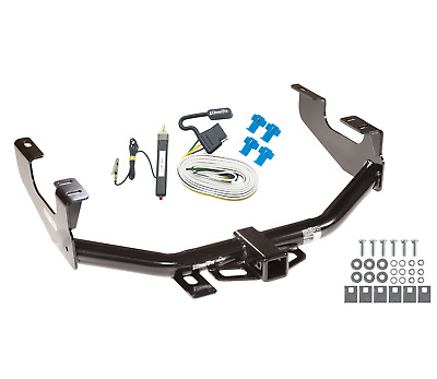 Trailer Tow Hitch For 97-04 Ford F150 Styleside 97-07 F250 99-07 F350 w/ Wiring